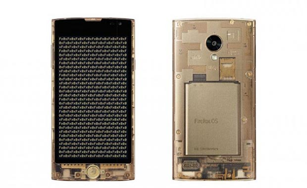 Karşınızda Transparan Akıllı Telefon